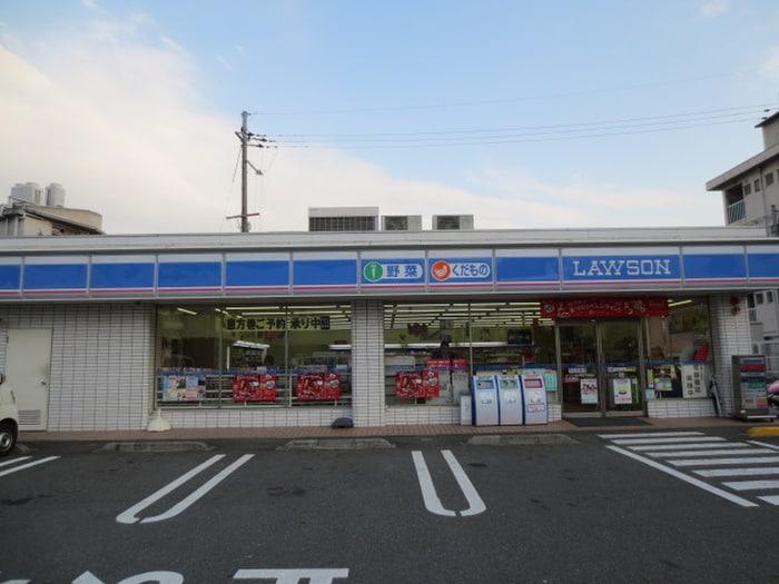 ローソン牧野篠島町店(コンビニ)まで89m