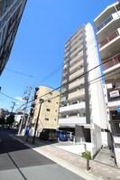 フレアコ-ト新大阪の外観