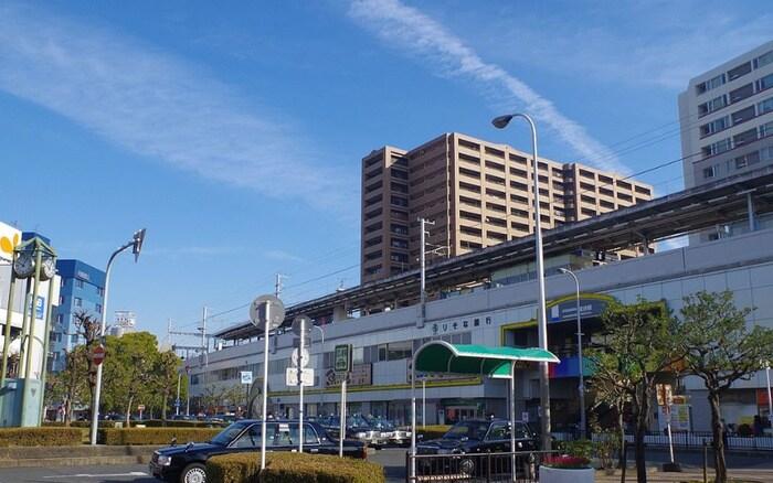 深井駅(役所)まで1600m