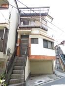 榎田住宅の外観