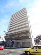 Gate Court Osaka Fukushimaの外観