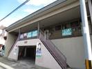 西村マンションの外観