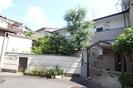 サンシャインシルク嵯峨の外観
