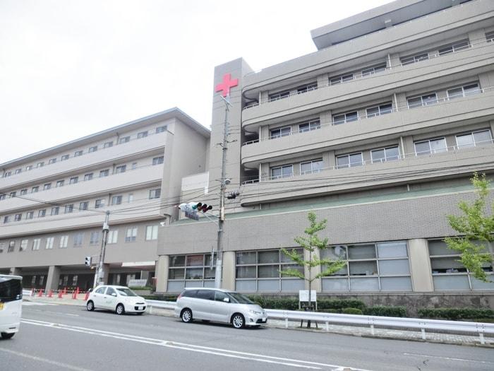 京都第一赤十字病院(病院)まで590m