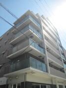 ラナップスクエア神戸ハ-バ-プライムの外観