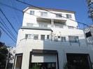 井村マンションの外観