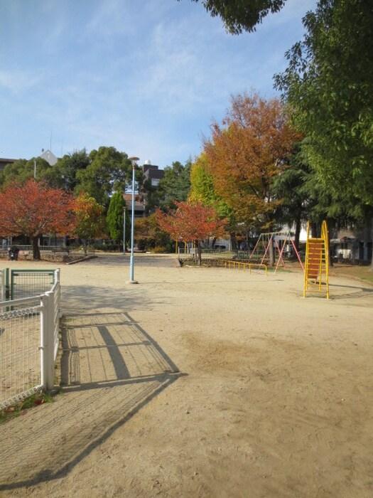 大阪城公園(公園)まで800m