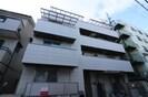アスピラシオンJR尼崎フロントの外観