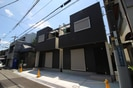 新堂3丁目戸建B号地の外観