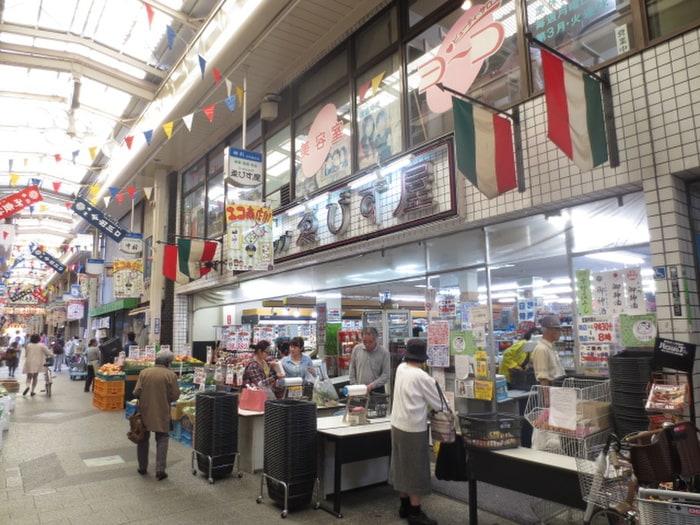 商店街(ショッピングセンター/アウトレットモール)まで290m