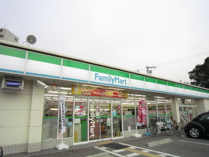 ファミリーマート(コンビニ)まで627m