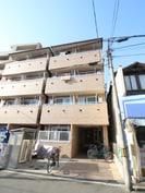 我孫子88マンション2号棟の外観