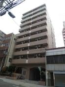 シヤルマン・フジ大阪城南の外観