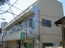 ハイツ徳庵駅前の外観