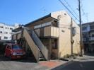 タウン嵐山Ⅰ南棟の外観