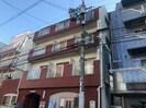 平野駅前第1ビルの外観
