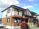 ラベンダ-ハウスの外観