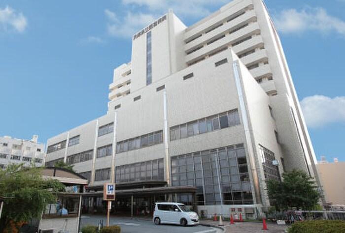 兵庫県立西宮病院(病院)まで650m