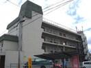 瀬田サンプラザマンションの外観