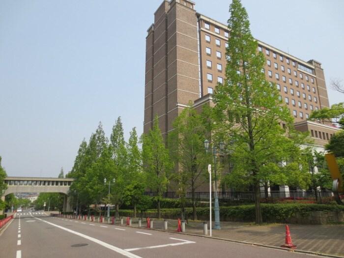 桃山学院大学(大学/短大/専門学校)まで2600m