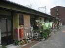 上田住宅の外観