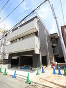 ファイブスターレジデンス岸和田の外観