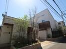 宝塚雲雀丘タウンハウス1の外観