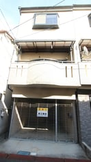 藤田1丁目横山様貸家の外観