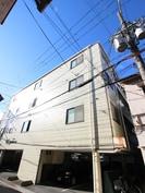 川島第6ビルの外観