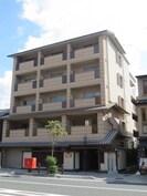 パ-クウォ-ク京都東山の外観