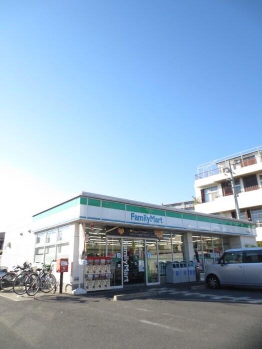 ファミリーマート 門真上島町店(コンビニ)まで367m