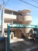 京谷マンションの外観