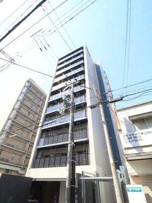 ファーストフィオーレ神戸湊町(402)