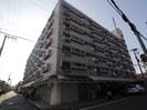 松山町市街地住宅の外観