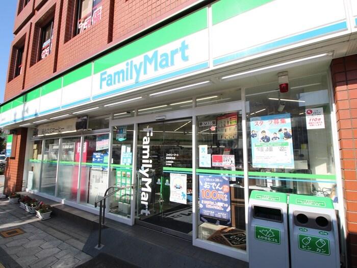ファミリーマート鶴橋駅前店(コンビニ)まで183m
