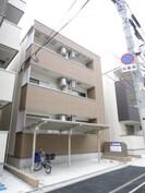 フジパレス住ノ江駅南Ⅴ番館の外観