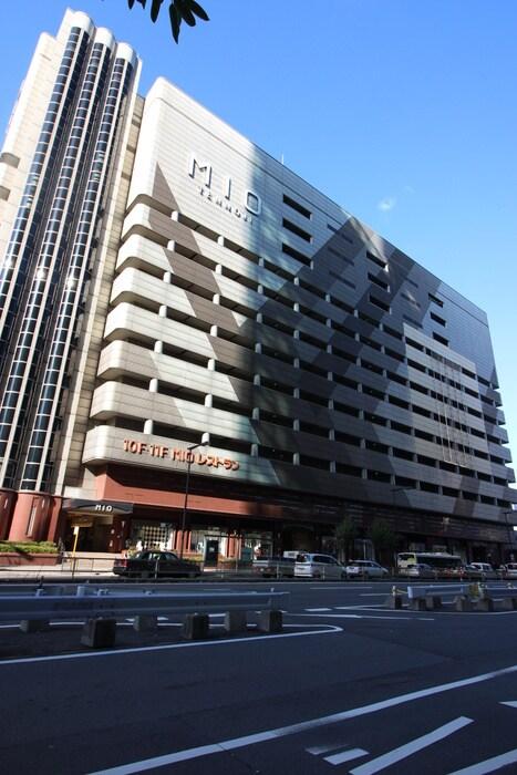 天王寺MIO(ショッピングセンター/アウトレットモール)まで230m