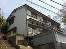 小山町後藤テラスハウスの外観