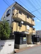 藤井マンション東花園の外観