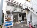高見の里5丁目文化住宅の外観