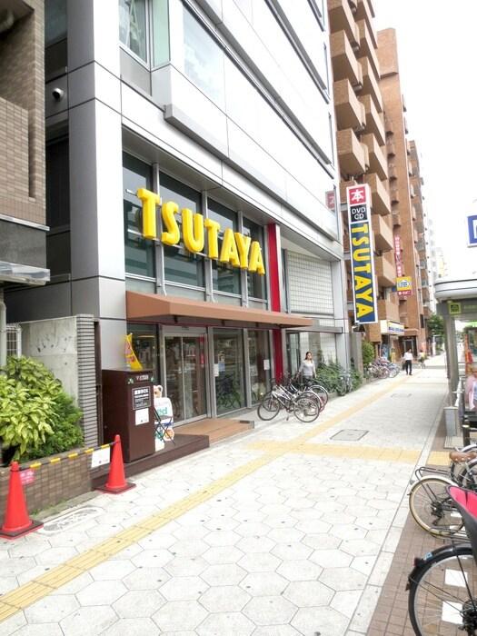 TSUTAYA(ビデオ/DVD)まで300m