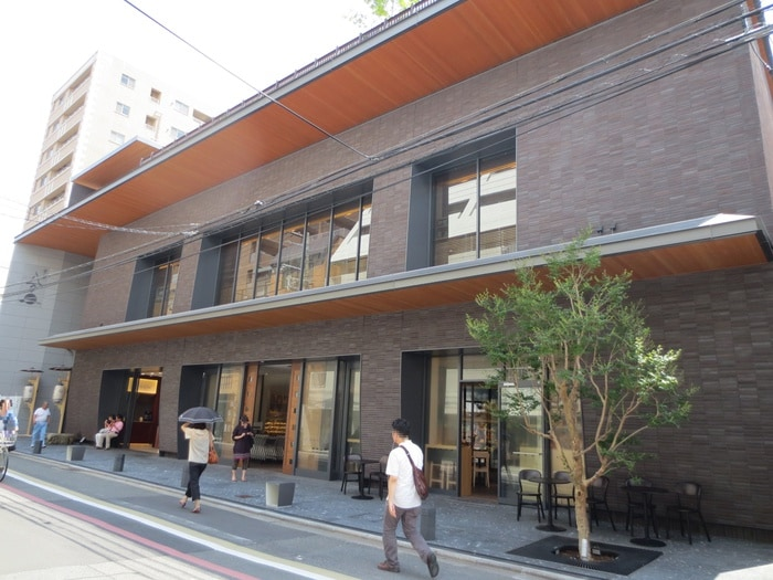 京都八百一本館(スーパー)まで550m