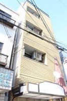 JPアパートメント東住吉Ⅱの外観