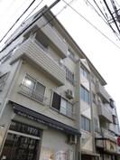 山本道商店ビルの外観