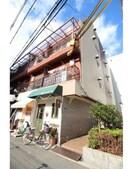 第3昭和町マンションの外観