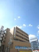 関目タウンビルの外観