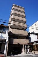 ライオンズマンション祇園小松町(503)の外観