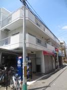 松本第2マンションの外観