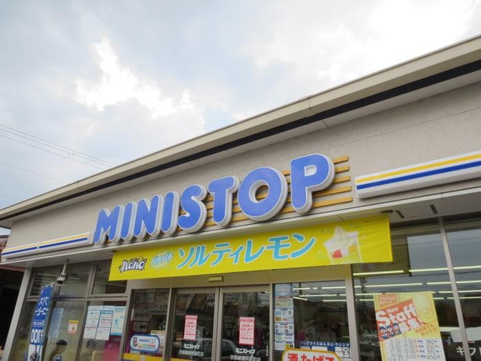 MINISTOP(コンビニ)まで320m
