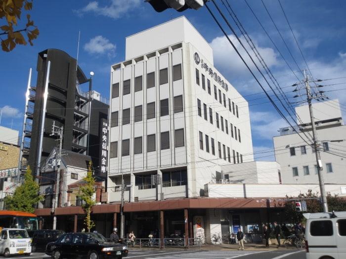 京都中央信用金庫(銀行)まで290m